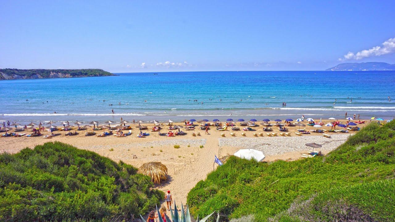 Gerakas Beach Zante