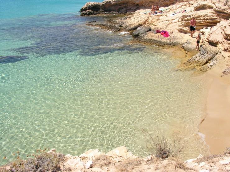 Italida Beach Koufonisia