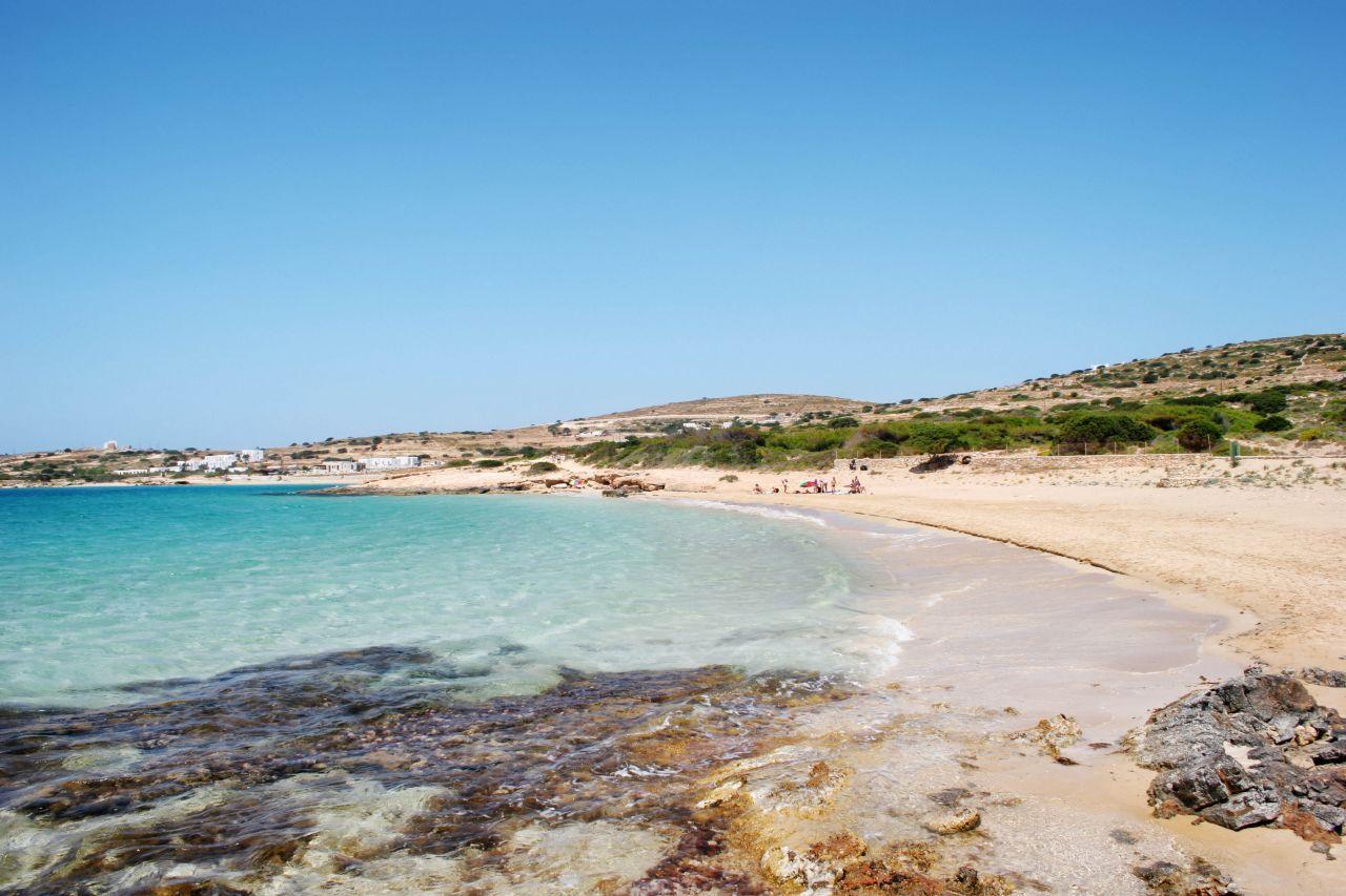 Koufonisia Platia Pounta Beach