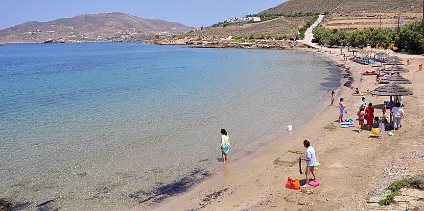 Syros Komito Beach