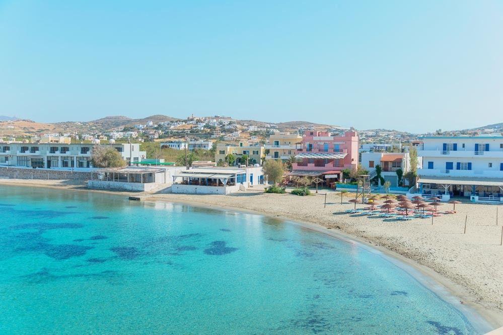 Syros Vari Beach