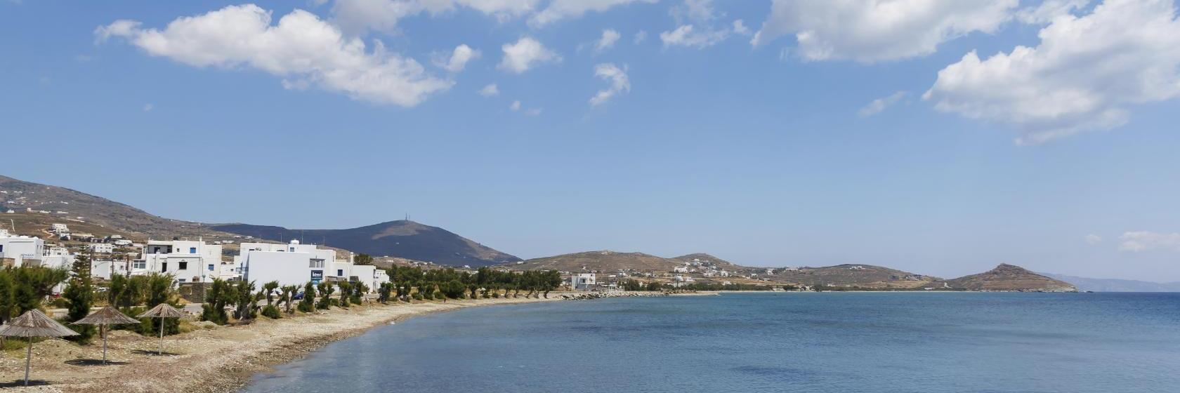 Tinos Agios Sostis Beach