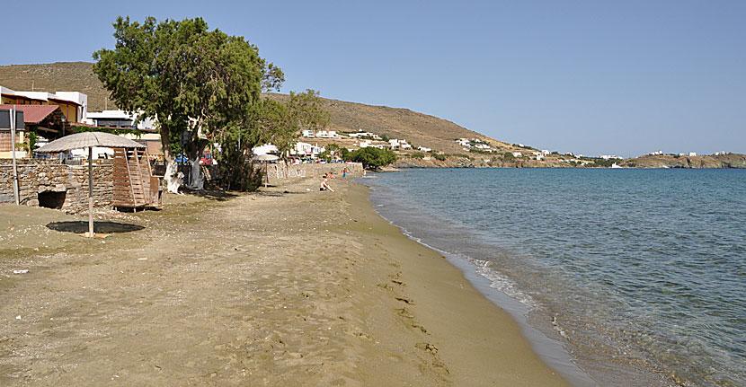 Tinos Kionia Beach