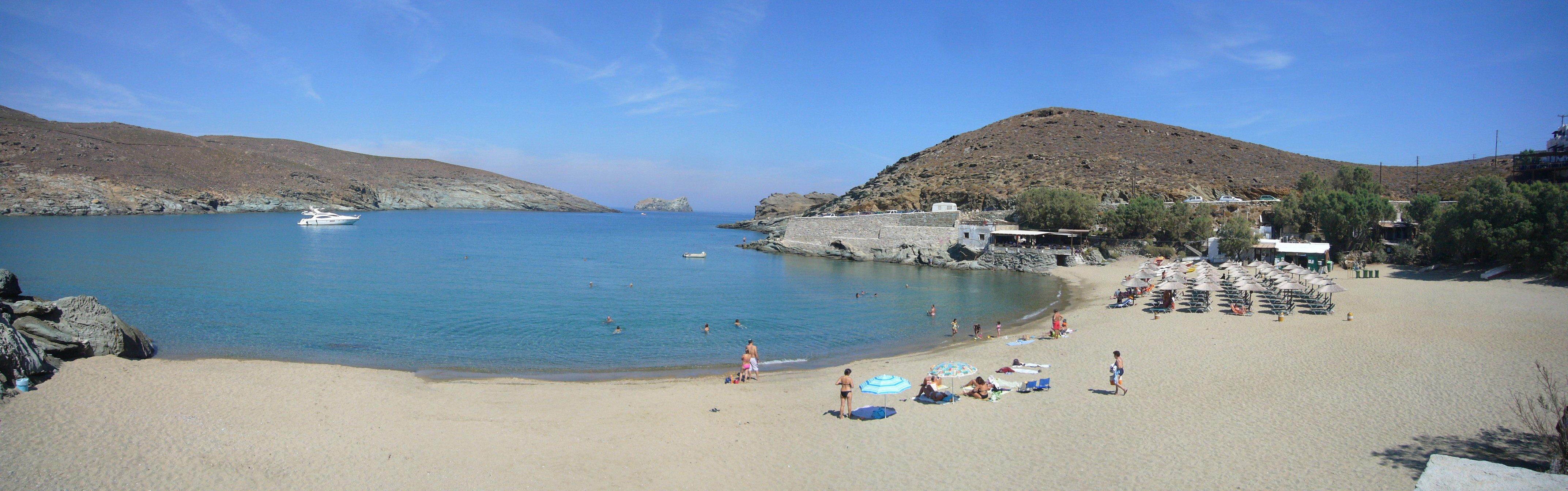 Tinos Kolimpithra Beach
