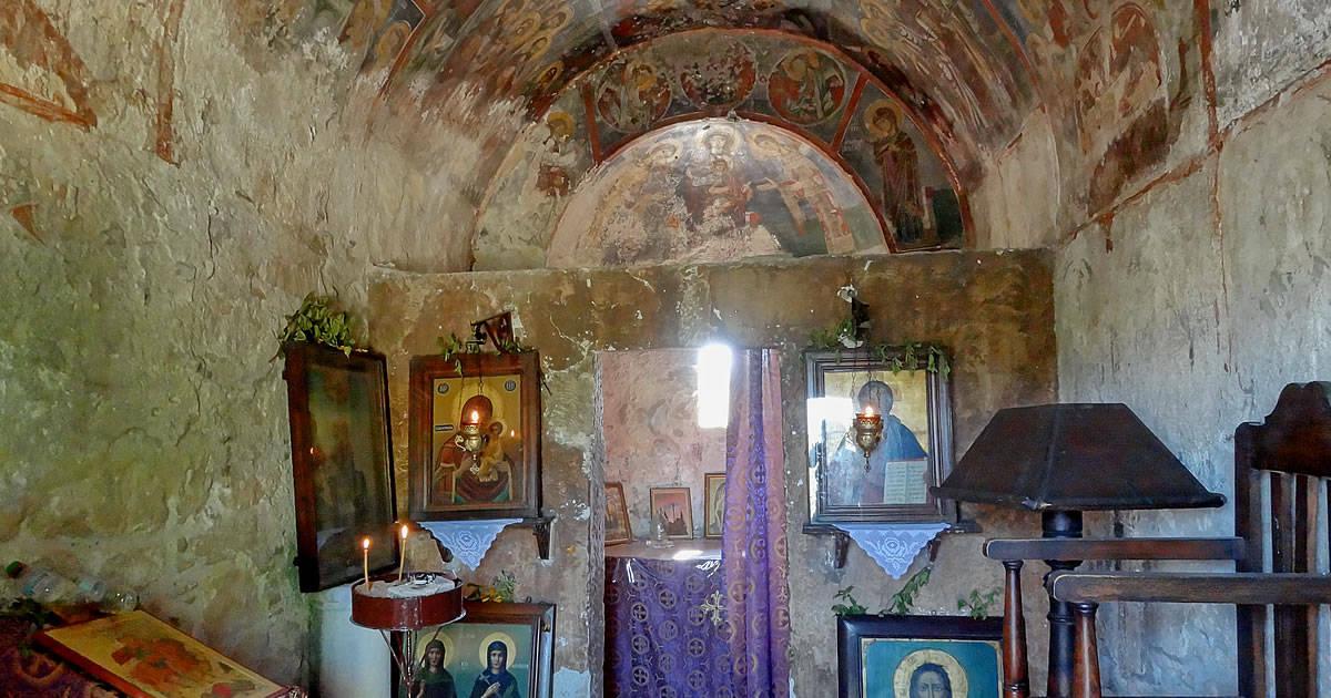 chapel of Agii Theodori