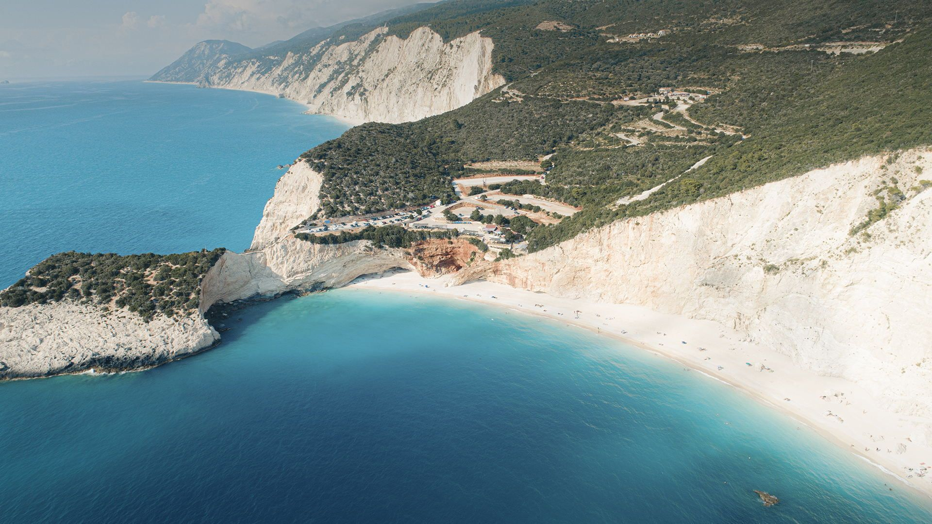 Lefkada Geographical Notes