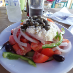 Exquisite Delicacies Watering Your Mouth in Naxos