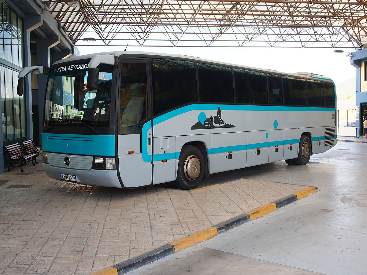 Transportation in Lefkada island